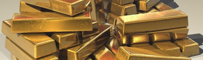 Oro: retiro de los máximos de este año