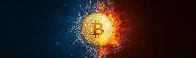 Bitcoinas - karštas turtas, uždegantis vaizduotę